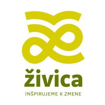 Centrum environmentálnej a etickej výchovy Živica, logo